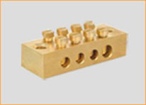 Brass Neutral Links Manufacture of Neutral Links Brass Terminal For Pcb Connectors neutral links, brass neutral links, neutral bars, terminal blocks, terminal bars, earthing block, earthing bars, brass electrical neutral link